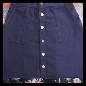 Fall Prep Girl Skirt